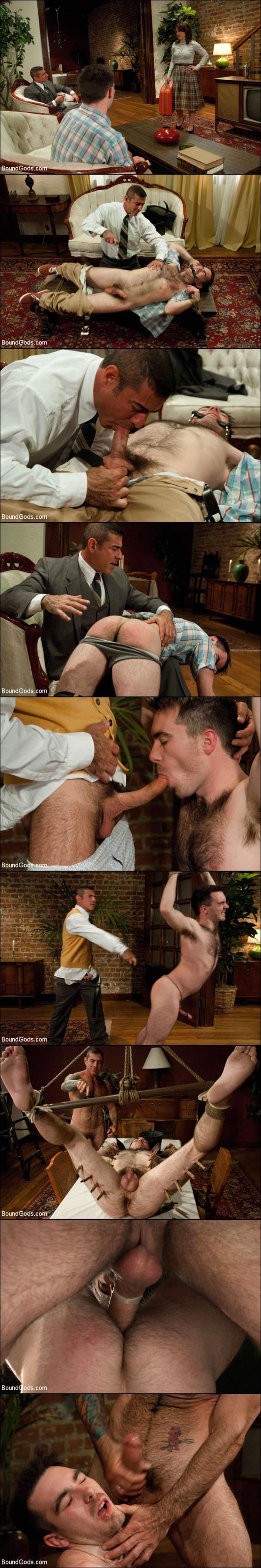 Bound Gods - Nick Moretti & Colton Steele