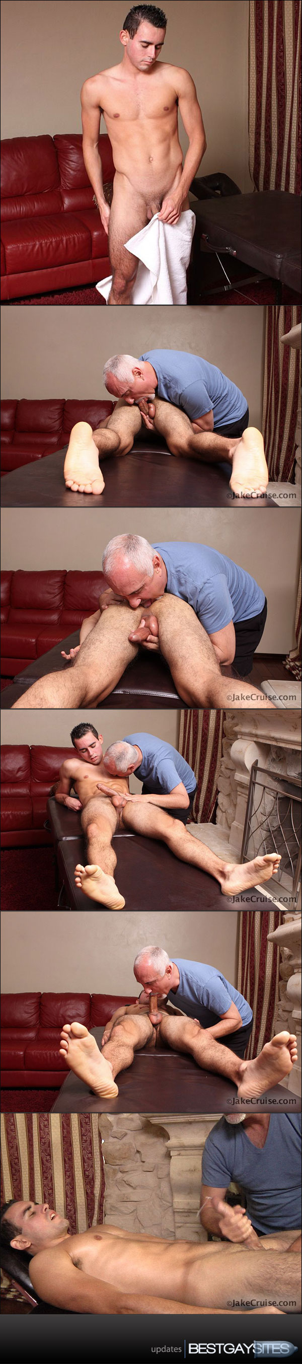 Jake Cruise - Jon Sylvanwood Gets Fully Treated